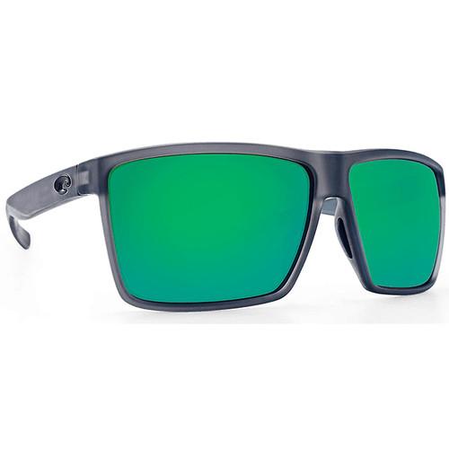 Costa Rincon - Matte Smoke Crystal - Green Mirror 580G
