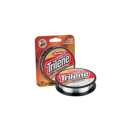 Berkley Trilene XL 100% Fluorocarbon Fishing Line