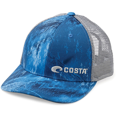 COSTA REALTREE FISHING TRUCKER HAT