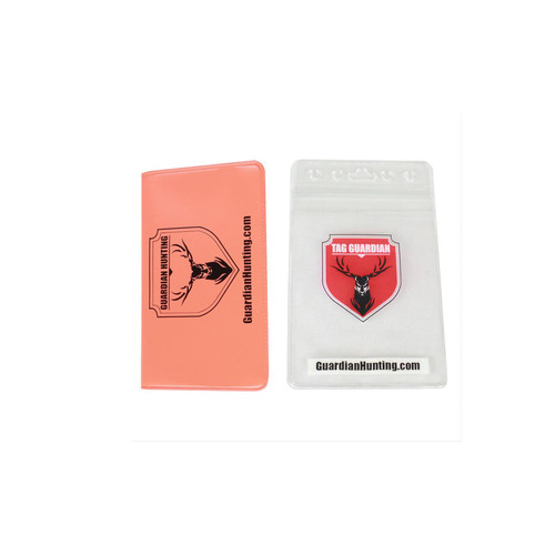 Guardian Hunting Tag / License Combo Pack