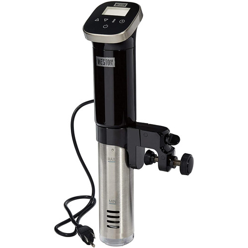 Weston Sous Vide Immersion Circulator with Digital Controls/Display 800W