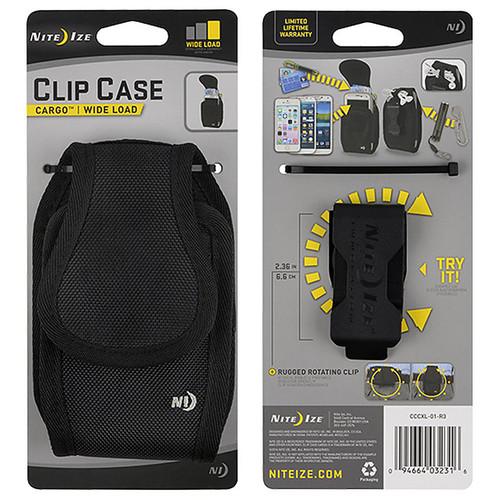 NITE IZE Clip Case Universal Holster Wide Load