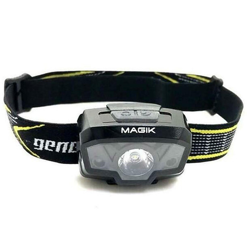 Genesis Magik IR 250 Lumen Sensor Activated Headlamp