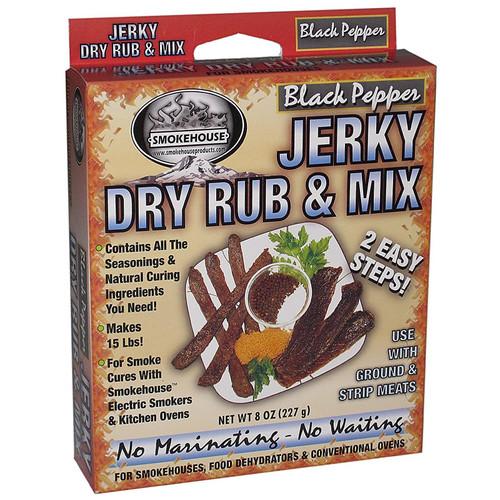 Smokehouse Products Jerky Dry Rub & Mix