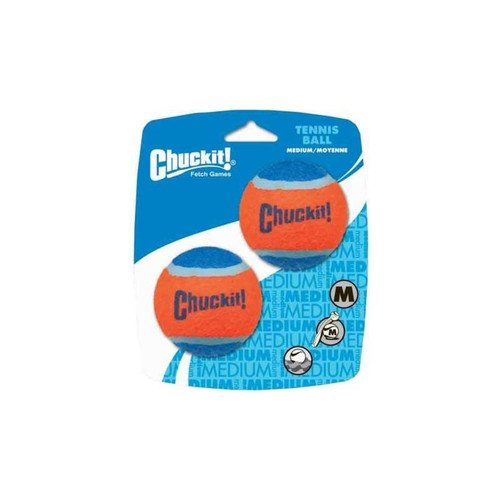 Chuckit! Tennis Ball Medium 2-Pack