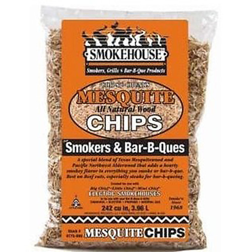 Smokehouse Products Mesquite Wood Chips, 1.75 lb.