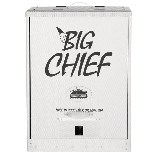Big Chief Front Load Smoker