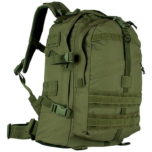 Fox Outdoor Large Transport Pack, Olive Drab