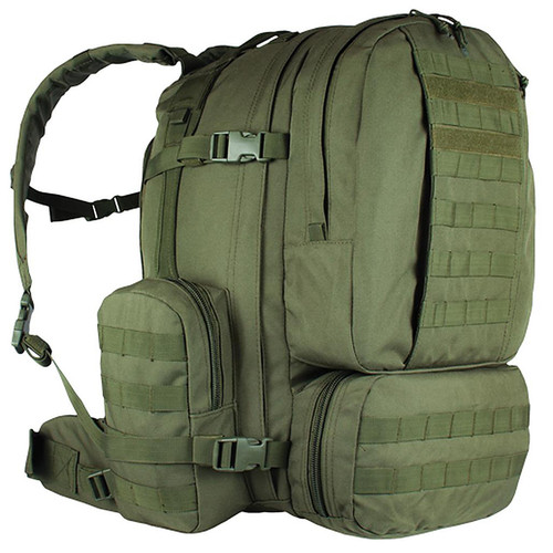 Fox Outdoors Advanced 3-Day Combat Pack Olive