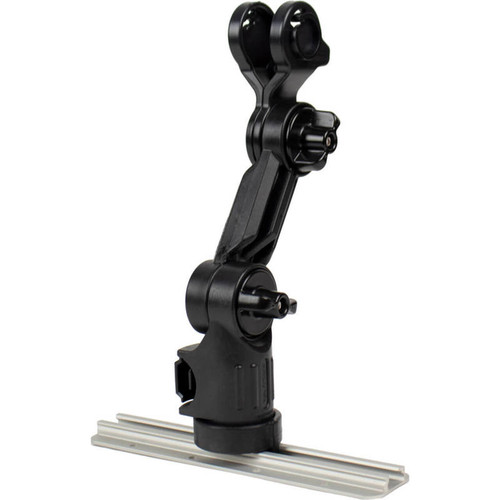 YakAttack Lowrance Hook2 4 and 5 Fish Finder Mount with LockNLoad