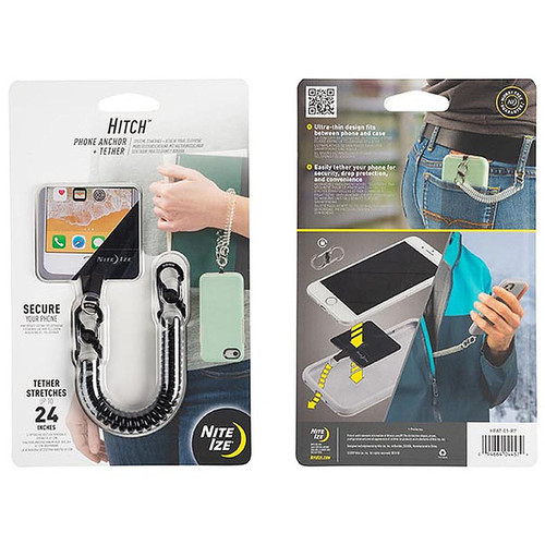 NITE IZE Hitch Phone Anchor + Tether
