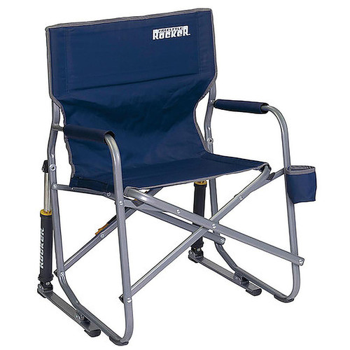 GCI Outdoor Freestyle Rocker (Indigo Blue)