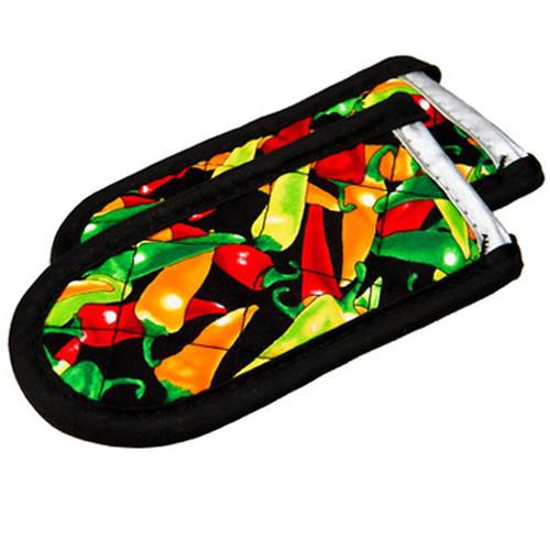 Lodge Multi Color Pepper Handle Holders