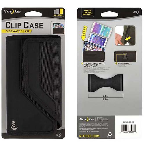 NITE IZE Clip Case Sideways Universal Holster XXL