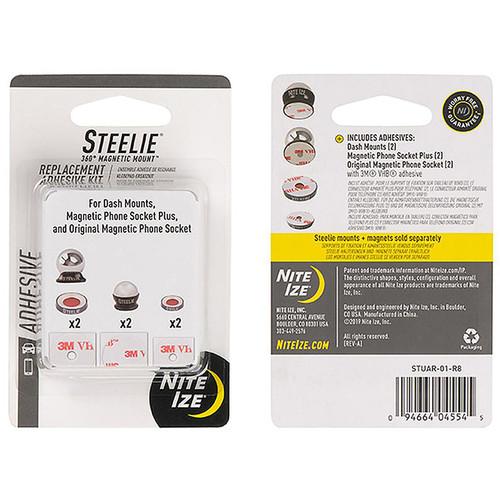 NITE IZE Steelie Replacement Adhesive