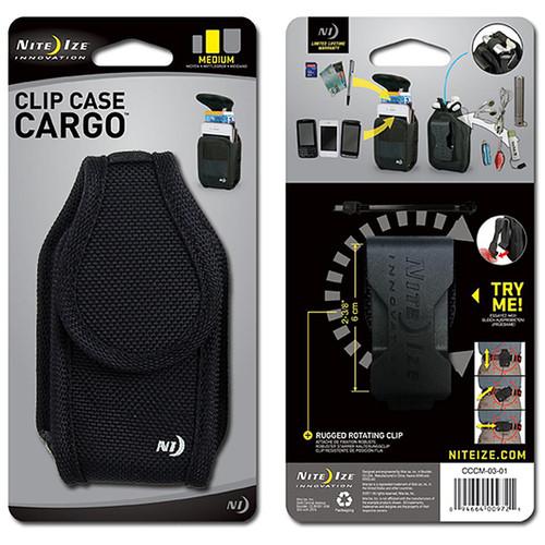 NITE IZE Clip Case Cargo Universal Holster - Medium