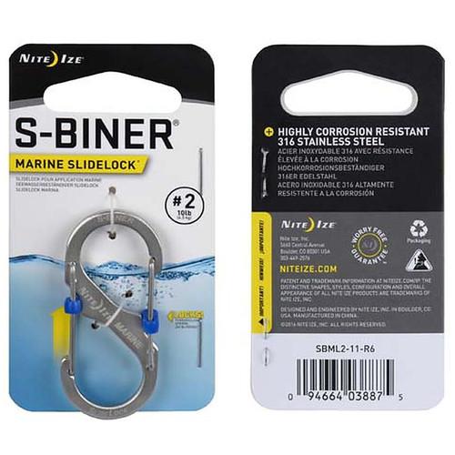 NITE IZE S-Biner Marine Slidelock