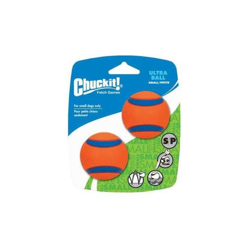 CHUCKIT! 17020 ULTRA BALL SMALL 2PK