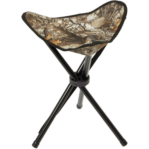 Ameristep Tripod Stool Realtree Edge with Carry Bag/Strap