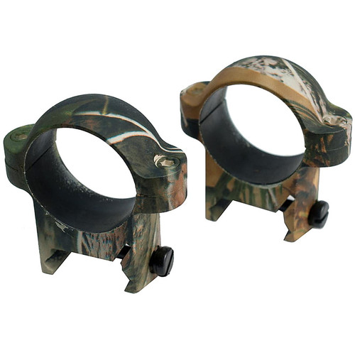 Burris Zee Solid Steel 1''Medium Camouflage Rings 420088