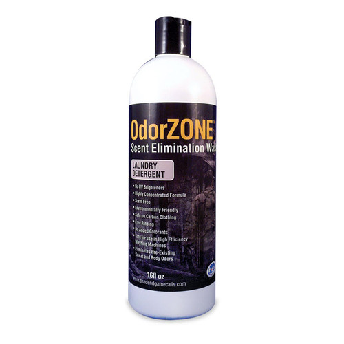 DEAD END ODORZONE SCENT ELIMINATION WASH LAUNDRY DETERGENT