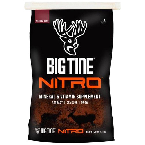 Big Tine Nitro Granular Mineral & Vitamin Supplement