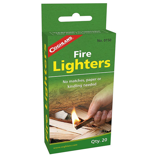 Coghlan's Fire Lighters Pack of 20