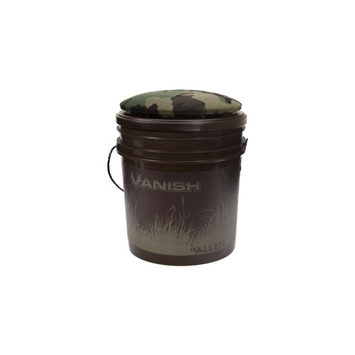 Allen Vanish Dove Bucket with Lid