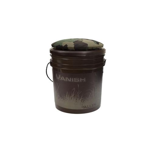 Allen Vanish Dove Bucket with Lid