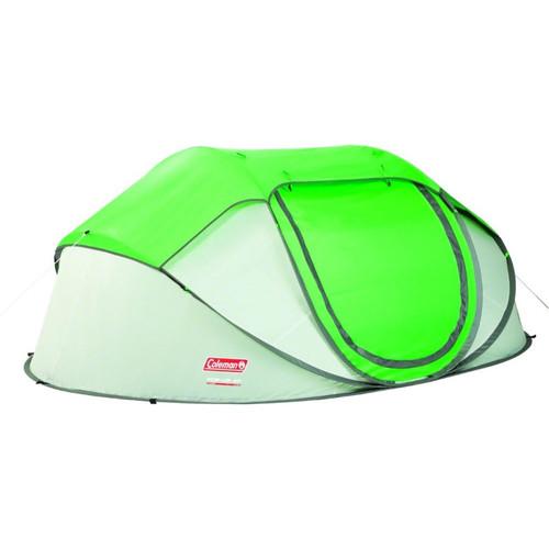 Coleman 4-Person Instant Pop-Up Tent,