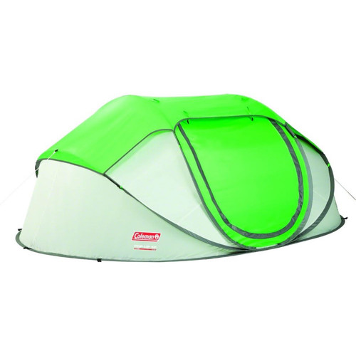 Coleman 4-Person Instant Pop-Up Tent,