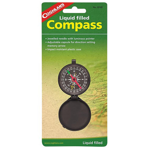 Coghlan's Liquid Filled Compass