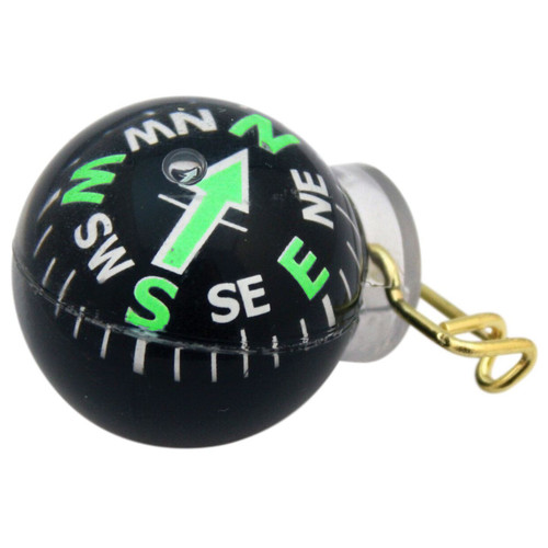 Coghlans Ball Pin-On Compass
