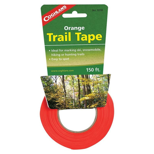 Coghlan's Orange Trail Tape