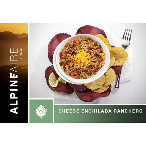 Alpineaire Foods Cheese Enchilada Ranchero
