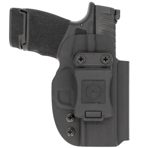 C&G Holsters Springfield Hellcat Iwb Covert Kydex Holster LH