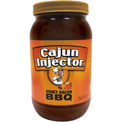 Cajun Injector Honey Bacon BBQ Injectable Marinade Refill