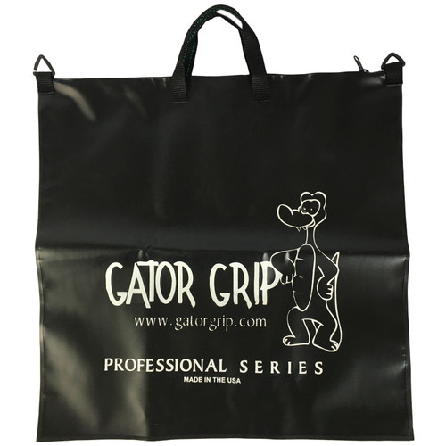 Gator Grip Pro Series Zipper Weigh Bag - Black