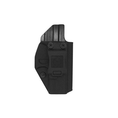 C&G Holsters 040-100 Covert IWB Kydex Black RH