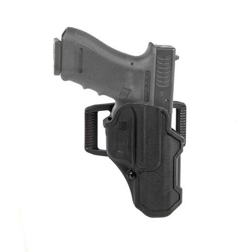 Blackhawk 410701BKR L2C T-Series Glock 19/26/27 Black RH
