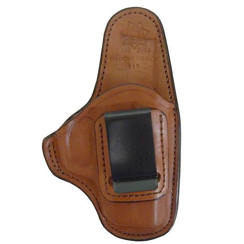 Bianchi 26082 100T Professional IWB Leather Holster Tan RH