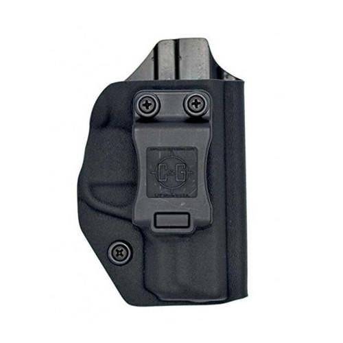 C&G Holsters 068-100 Covert IWB Kydex Black RH