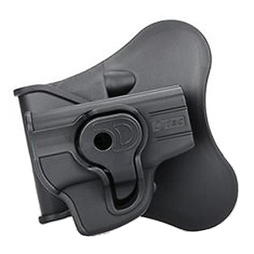 CYTAC CY-KT380G2 R-Defender Series Concealed Carry Holster Black RH