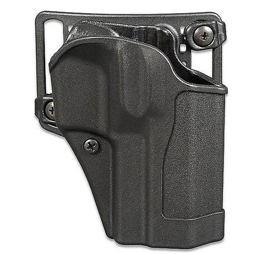 Blackhawk 415602BK-R Sportster CQC Holster Glock 19/23/32 Black Polymer RH