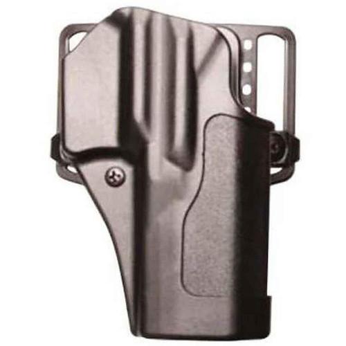 Blackhawk 415663BK-R Sporster CQC Holster S&W M&P Shield Black RH