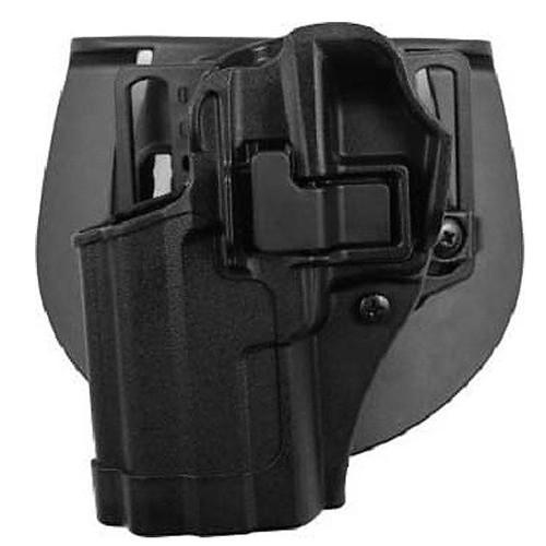 Blackhawk 410502BK-L Serpa CQC Holster Black LH Glock 19/23/32/36 Black LH