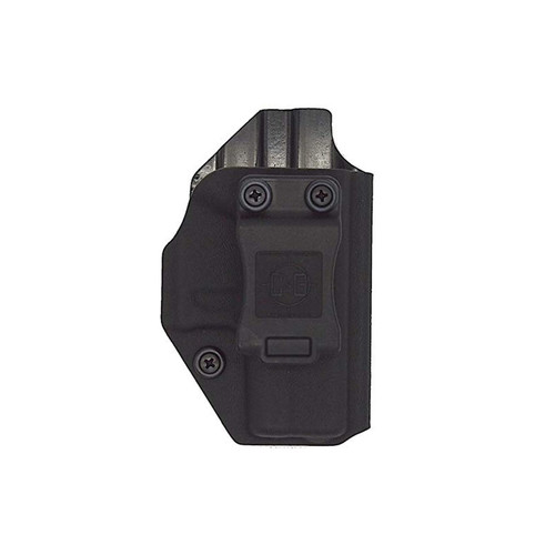 C&G Holsters 045-100 Covert IWB Kydex Black RH