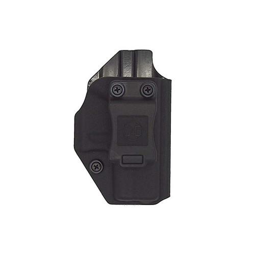 C&G Holsters 045-100 Covert IWB Kydex Black RH