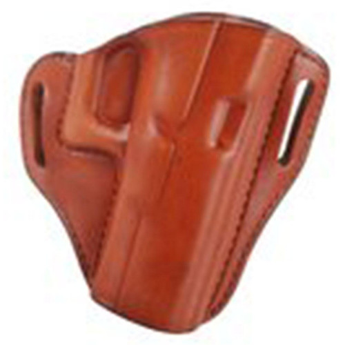 Bianchi 23966 57 Remedy Belt Slide Leather Hip Holster Tan RH