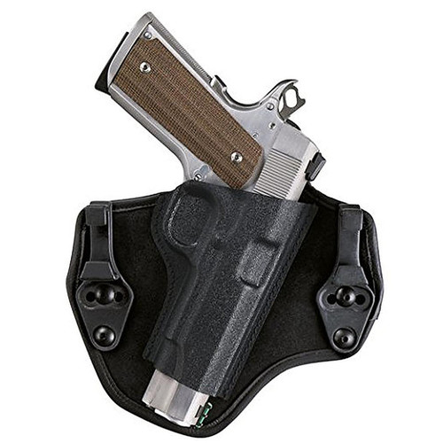 Bianchi 26932 135 Suppression IWB Leather Holster Black RH